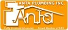 Anta Plumbing logo