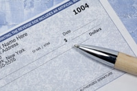 payroll feature in service business software