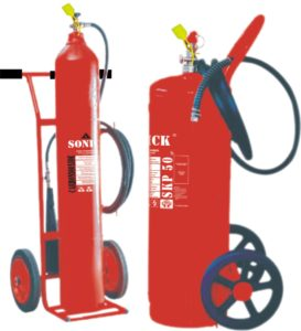 fire extinguisher tracking in business management software