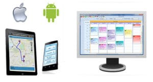 scheduling software for roofing business