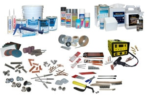 Inventory Manager for service businesses