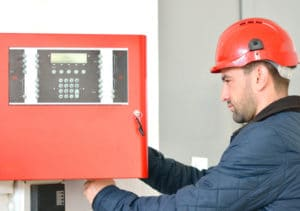 fire extinguisher maintenance technician inspection