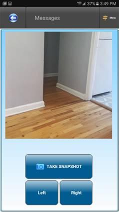 Job site photos in SM-Mobile App